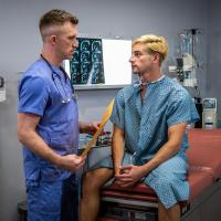 IconMale - The Doctor Is In Me Volume 2 - Beside Manner - Nick Fitt, Taylor Reign