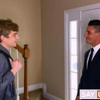 MissionaryBoys.com - Elder Jason: The Bishop's House - Jax Thirio, Jason Abarth
