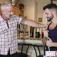 FamilyDick - Such A Helpful Grandson - Casey Everett, Lance Charger