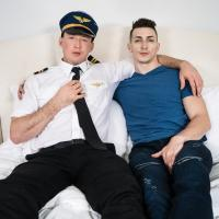 MEN - Captain's Cock - Pierce Paris & Michael Jackman - Bareback