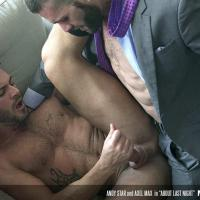 MenAtPlay - ABOUT LAST NIGHT - ANDY STAR & AXEL MAX