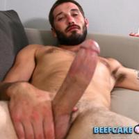 BeefCakeHunter - Riding Beefcake Kip big cock