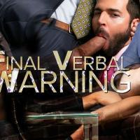 MenAtPlay - Final Verbal Warning - Dario Beck & Denis Vega