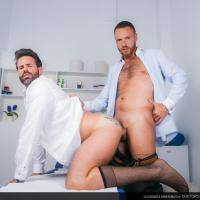 MenAtPlay - Doctors' Examination - Dani Robles, Leo Rosso