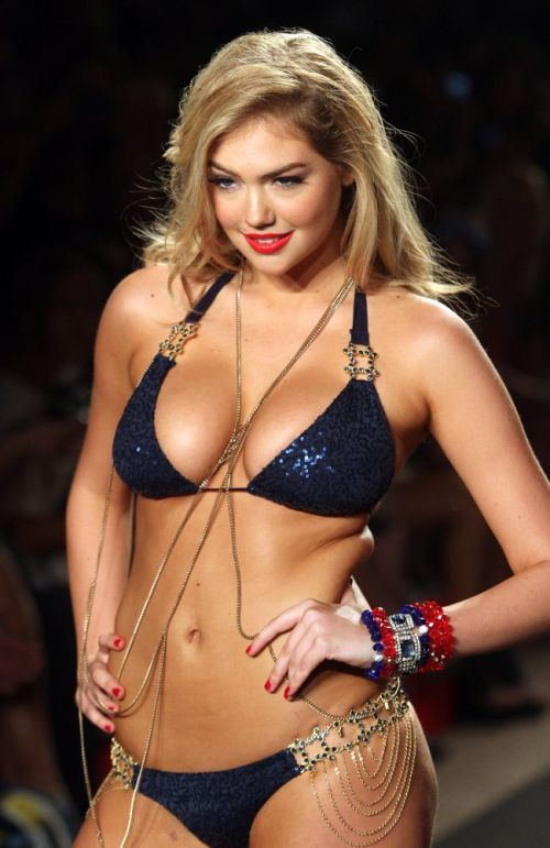 Kate Upton is not fat