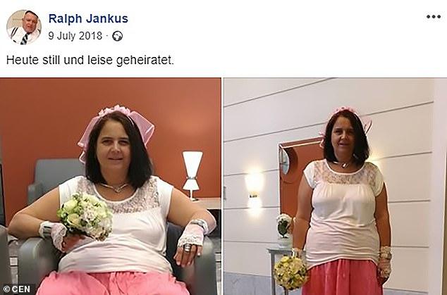 Ralph Jankus German bride