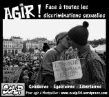 Agir ! Face à toutes les discriminations sexuelles