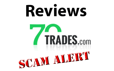 70trades Broker Review – recover your investments