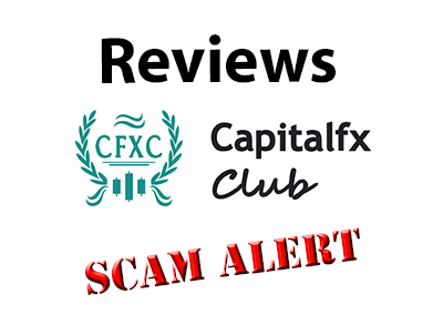 Recover your investment from CapitalFX Club – Scam Broker Review