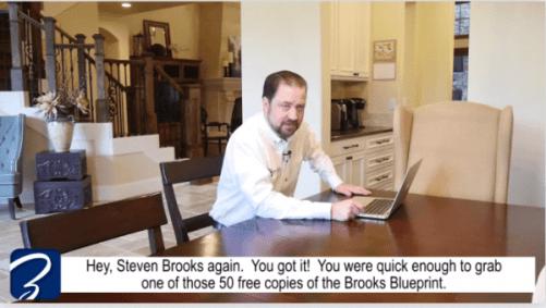 Image result for brooks blueprint