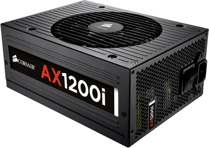Corsair AX1200i 1200W Full Modular 80+ Platinum Power