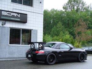 1997 Porsche Boxster: Race Prepared