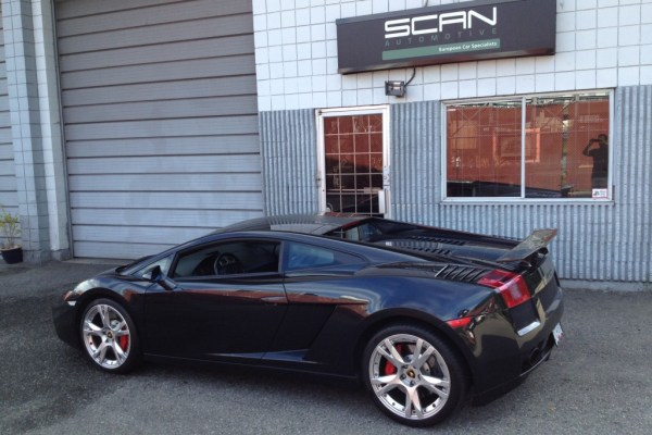 2004 Lamborghini Gallardo – Stylish Updates