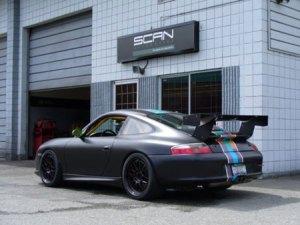 2004 Porsche GT3: Race Car