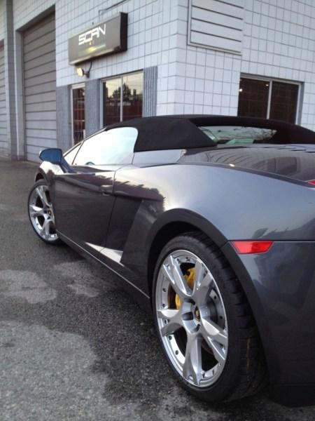 2005 Lamborghini Gallardo Spyder – Performance