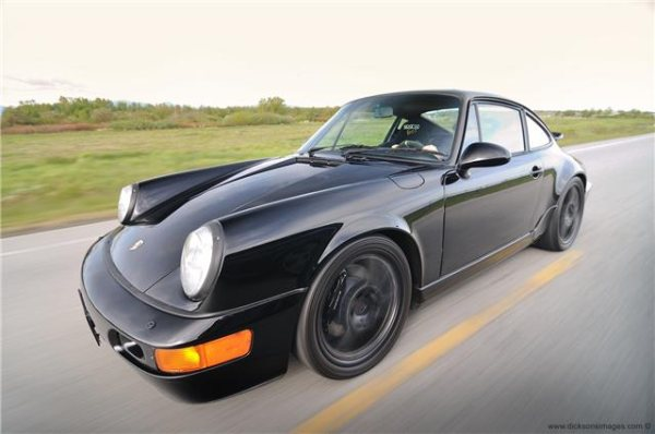 1990 Porsche 911 Carrera 2 – Street and Track Car
