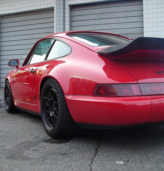 1993 Porsche RS America - Track and Street Car