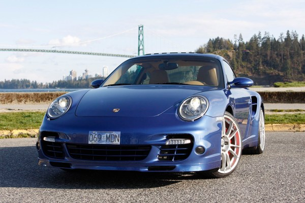 2007 Porsche 997 Turbo - Tastefully Styled