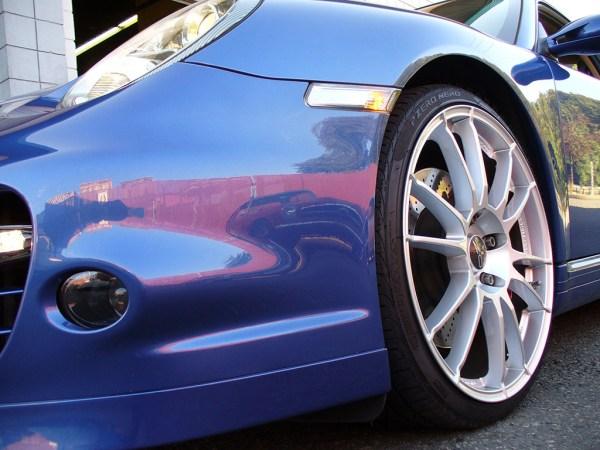 2007 Porsche 997 Turbo - Tastefully Styled