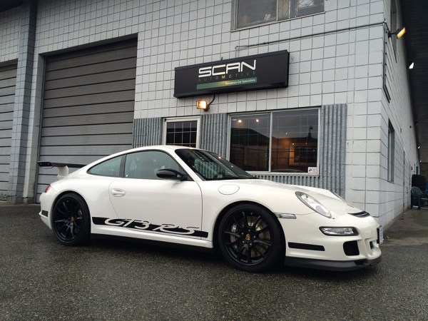 2008 GT3 RS – Track Day Prepared