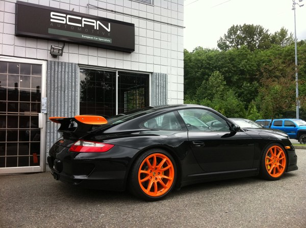 2007 GT3 RS - Track Day Prepared