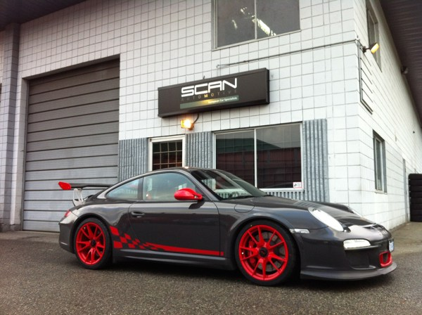 2010 GT3 RS – Street Prepared