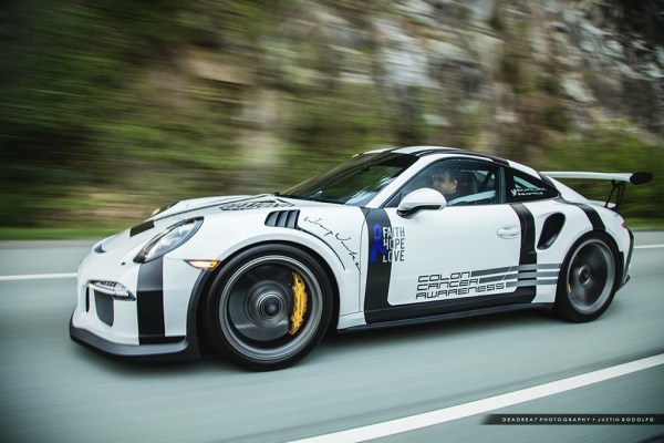 2016 GT3 RS – Track Day Prepared