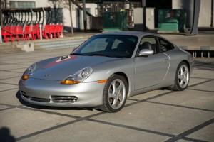 1999 Porsche 911 Carrera (996)