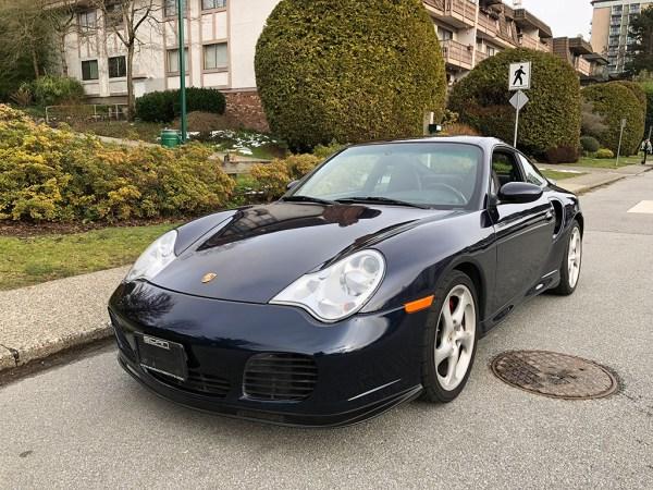 2003 Porsche Turbo (996)