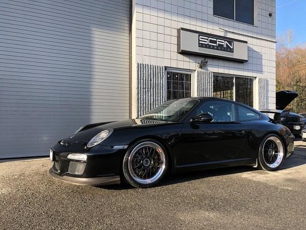 2010 Porsche GT3 - Track Prepared