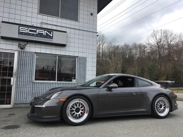 2014 Porsche GT3 - Track Prepared
