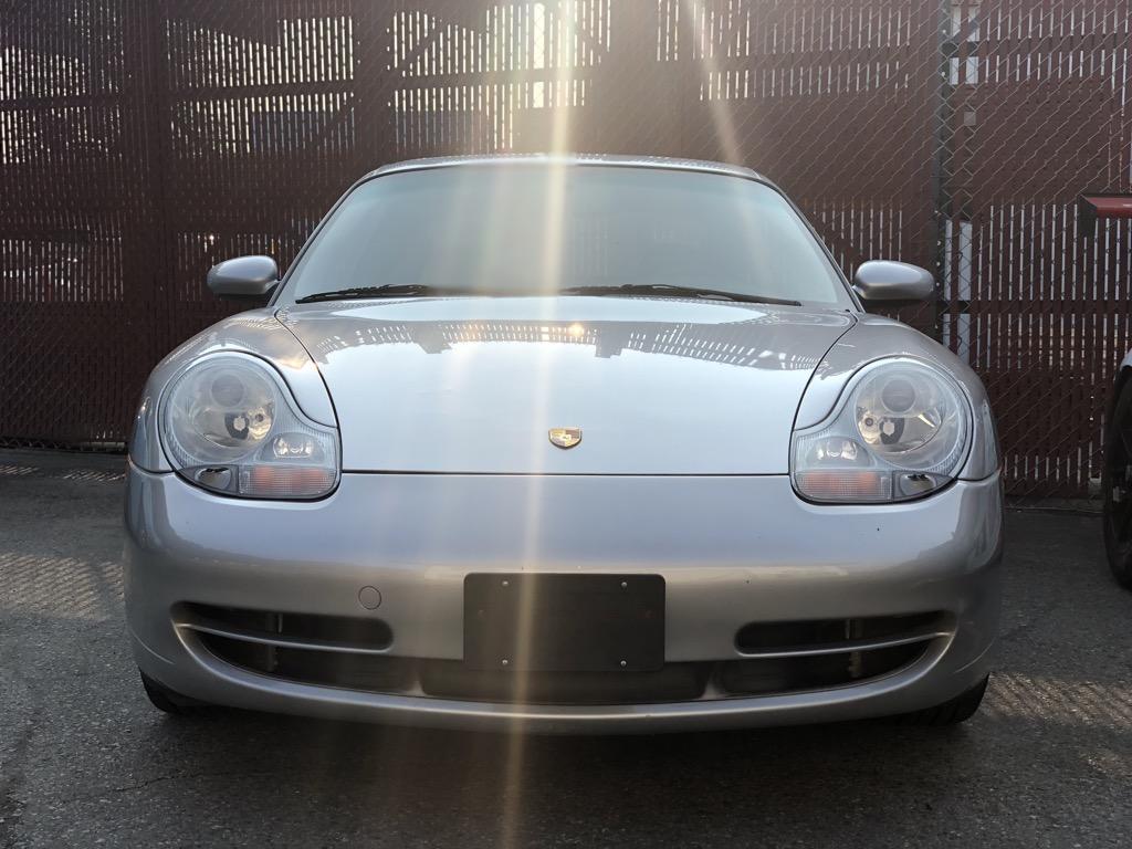 2000 Porsche Carrera