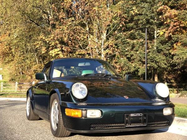 1990 Porsche Carrera 2