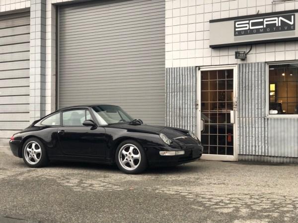 1995 Porsche Carrera