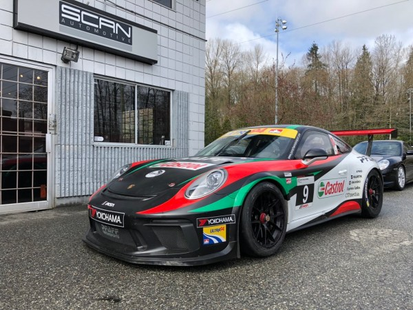 2017 Porsche GT3 Cup (991.2)