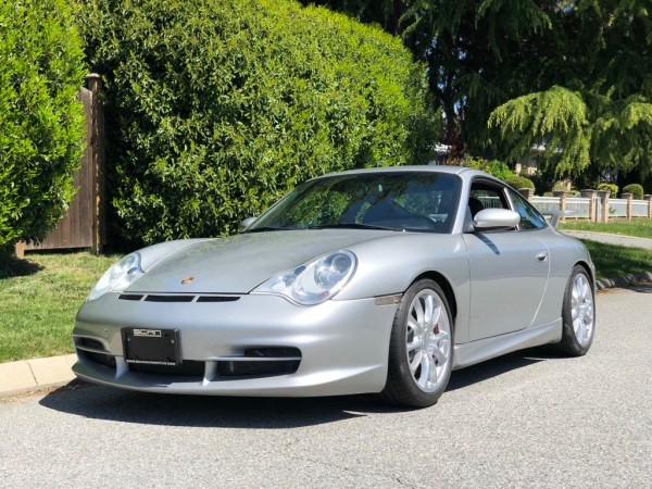 2005 Porsche GT3 (996.2)