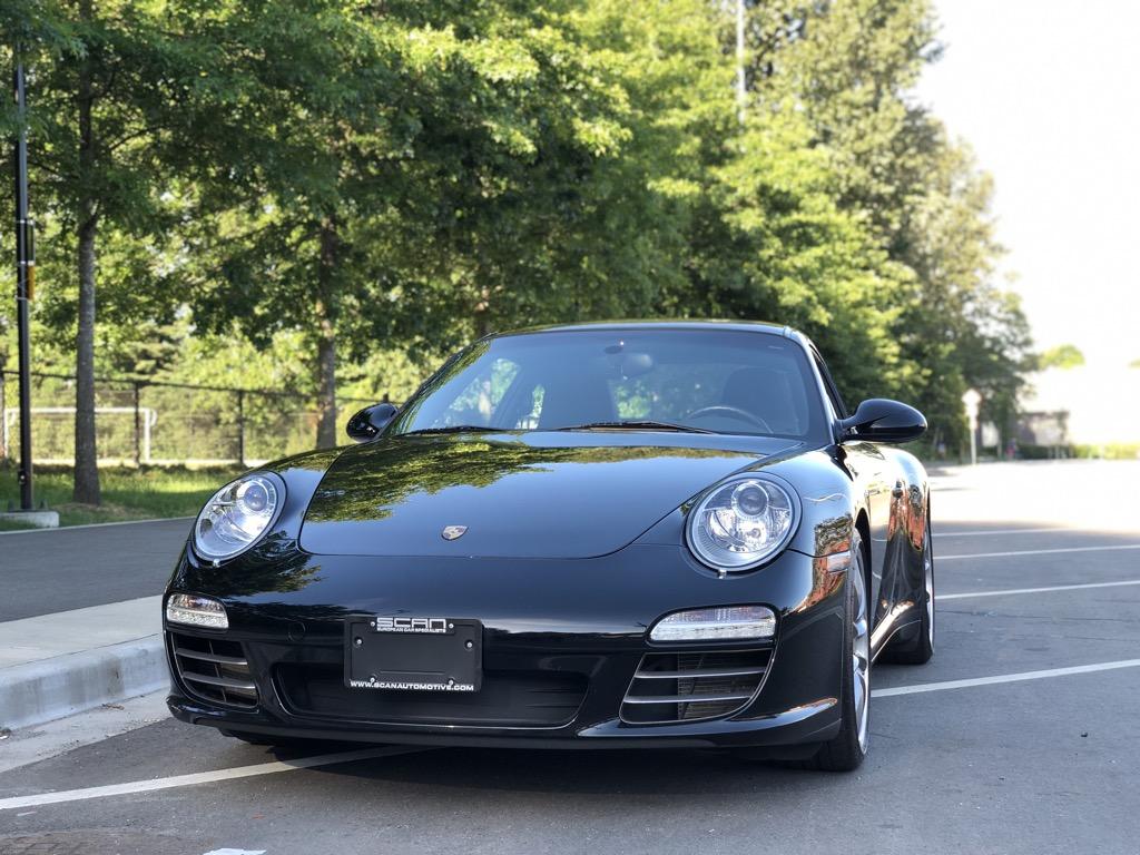 2010 Porsche Carrera 4S (997.2)
