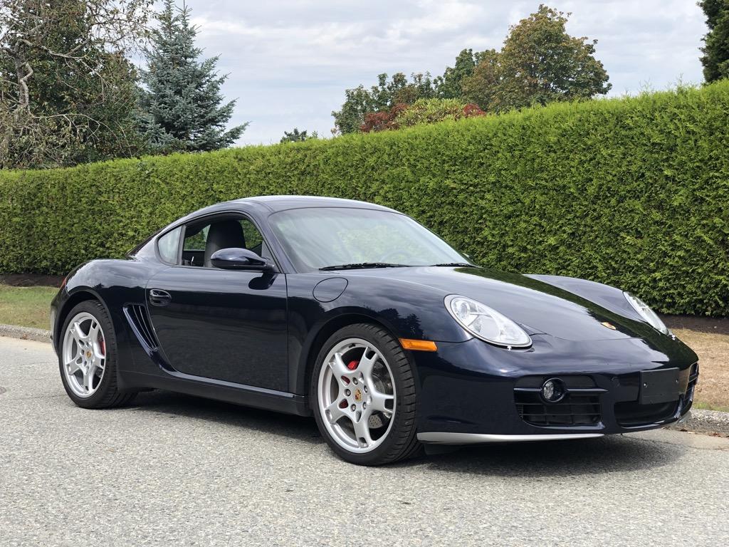 2006 Porsche Cayman S (987.1)