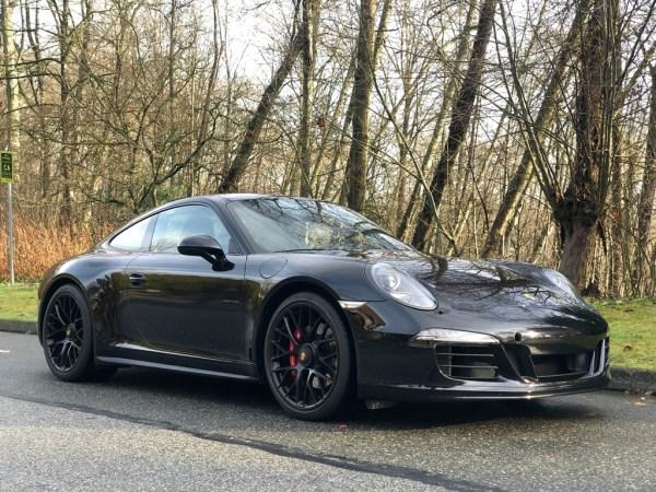 2016 Porsche Carrera GTS (991.1)