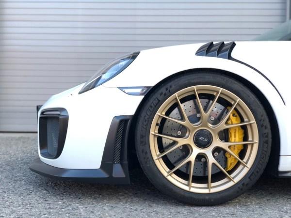 2019 Porsche GT2 RS (991.2)
