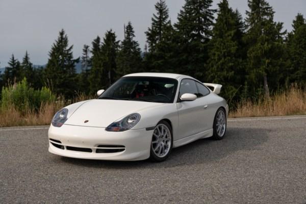 2000 Porsche GT3 Clubsport