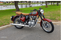 Illustrious Enfield Classic - Classic Old-Styled Yet Modern