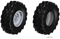 Picking the Right ATV Tires and Wheels