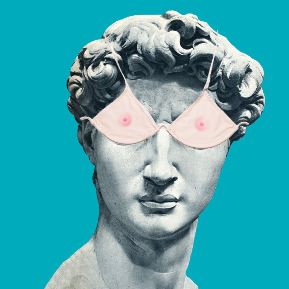 freddiemade, statue, digital art, visual art, contemporary art, scandale project,