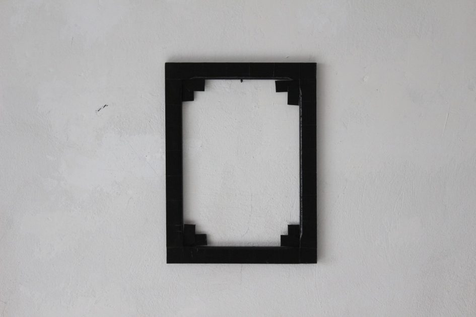 Francesco Fillini, SCANDALE PROJECT, art, contemporary, contemporary art, exhibition, gallery, art gallery, galleries, art show, artist, emerging artist, black and white, canvas, painting, creation, artwork, visual art, visual artist, shape, scandaleproject,