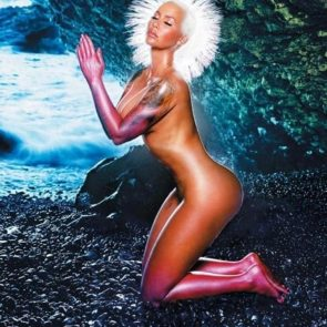 Amber Rose Nude LEAKED Pics & Sex Tape – Ultimate Compilation 2020 14