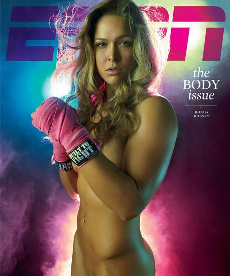 Ronda Rousey Nude LEAKED Photos & Sex Tape Porn Video 18
