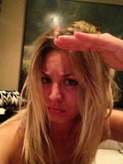 Kaley Cuoco Nude Photos and Leaked Private PORN video 3