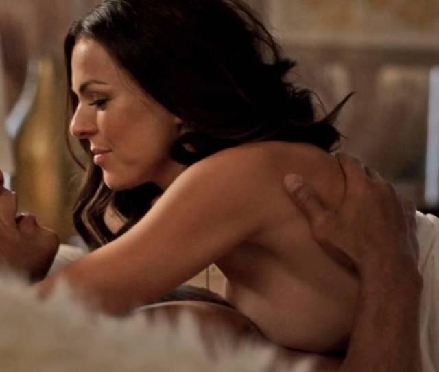 Serinda Swan Nude Sex Scene In Ballers Series