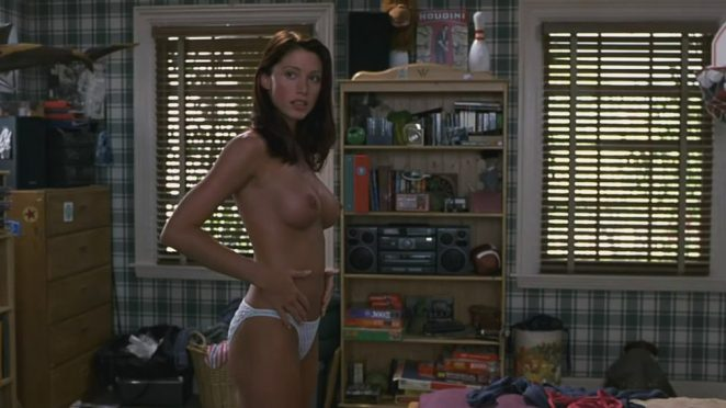 Shannon Elizabeth Nude Pics & Topless Sex Scenes Compilation 56